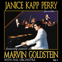 Janice Kapp Perry Favs Featuring Marvin Goldstein Vol 1