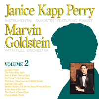 Janice Kapp Perry Favs Featuring Marvin Goldstein Vol 2