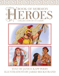 * Book of Mormon Heroes Collector