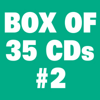 Box of 35 CDs #2
