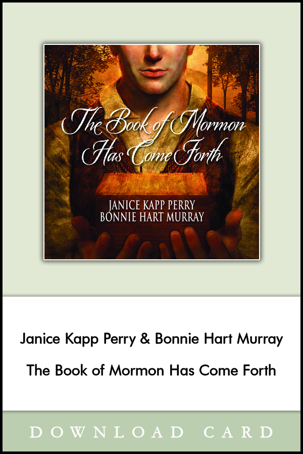 **Download Cards / The Book of Mormon Has Come Forth