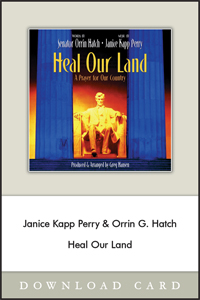 **Download Cards / Heal Our Land