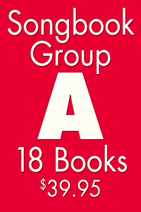 GROUP A: SONGBOOKS (18)