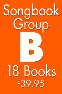 GROUP B: SONGBOOKS (18)