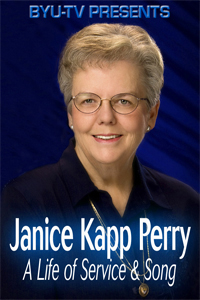 DVD: Janice Kapp Perry: A Life of Service and Song