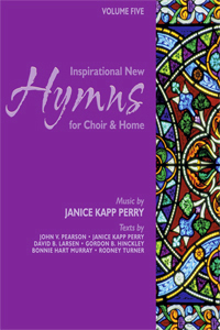 New Hymns For Choir & Home VOL. 5